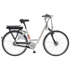 "Peugeot eC03-100 eBike Electric City Bike 19.5"" Alloy Frame"