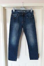 Mens Burton Blue Denim Jeans Size 30 Short W 76cm L 76cm - hardly worn