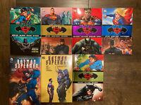 Superman Batman TPB HC Hardcover Graphic Novel Lot Vol 2 3 4 5 Comic DC New 52