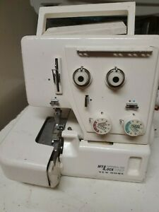 Janome MyLock 134D Serger- FOR PARTS or REPAIR ONLY