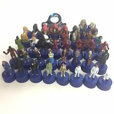 Pepsi Bottle Cap Collection Mini Figure Planet of the Apes 42pcs Normal Full Set