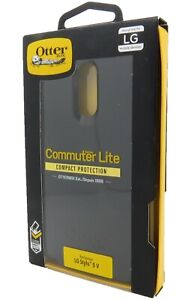 Otterbox Commuter Lite Series Case for the LG Stylo 6 Black Authentic