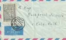 1967 Syria cover sent from Aleppo to Koln Grmany