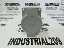 CROUSE HINDS RECEPTACLE AR632 60 AMP USED