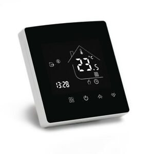 Temperature Controller Thermostat Touching Screen APP Home Hotel O8H9