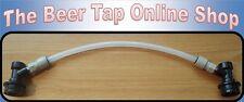 More details for ball lock keg jumper (beverage to beverage) cornelius/corny beer kegs. homebrew