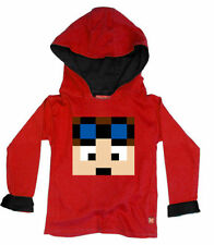 DanTDM 100% Cotton T-Shirts & Tops (2-16 Years) for Boys
