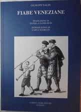 FIABE VENEZIANE-GIUSEPPE NALIN-FIORE EDITORE 1989-NUOVO!!