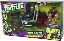 Dragon Chopper Teenage Mutant Ninja Turtles - Nickelodeon Giochi Preziosi - NEUF