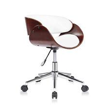Silla retro giratorio cuero artificial Diseño Oficina taburete Clásico My Sit