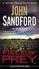 Prey: Field of Prey 24 by John Sandford (2015, Paperback)