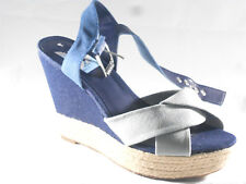 GUESS LOS ANGELES  (SANDA3 WEDGE SANDAL) WOMENS SIZE 10 BRAND NEW!!!