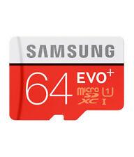 128 GB Samsung EVO Plus UHS-3 CLASSE 10 Micro Sdxc Memory Card Micro SD SDHC