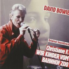David Bowie Christiane F. Soundtrack CD NEW Boys Keep Swinging/TVC 15+