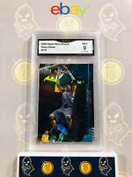 2000 Upper Deck Encore Vince Carter #118 - 9 MINT GMA Graded NBA Basketball Card