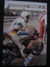 Photo Suzuki GSX-R750R #2 Anders Andersson (SWE) Formula 1 Assen 1987