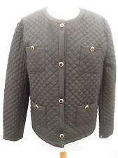 JOBIS Ladies Navy Blue Quilted Diamond Coat Jacket UK 14 40 New