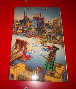 World's Collide #1 w/ Clings Chapter 7 How Can You be in Two Places... DC 1994