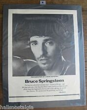 Bruce Springsteen 1984 Rolling Stone Page