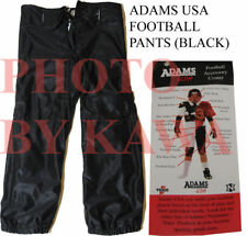 ADAMS Slotted Football Pants YDGP-791 Black Youth XL