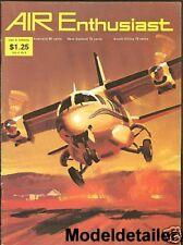 Air Enthusiast Vol.5 No.5 Canadair CL-84 Mu-2J/K Toryu