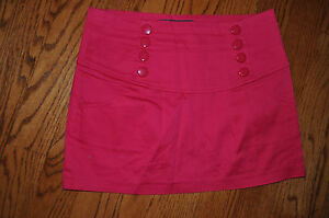 Womens TWENTY ONE Pink Mini Skirt ~SIZE MEDIUM~ NICE!!