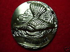 Braunlage German stocknagel Badge G0881