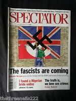 THE SPECTATOR - FACISTS ARE COMING - MAY 30 2009