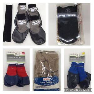 Boots Booties Gripper Socks for Dogs Variety to Choose From NWT (5)