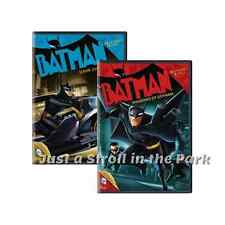 Beware the Batman Complete Series Shadows of Gotham + Dark Justice Box/DVD Sets!