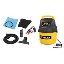 Small Portable Wet Dry Vac 1-Gallon Car Auto Plug Shop Vacuum Cleaner 12-Volt DC