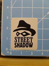 Nos Street Shadow - Skateboard Sticker