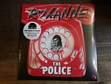 "The Police ‎– Roxanne - 7"" SINGLE - RSD 2018- NEW = Sealed"