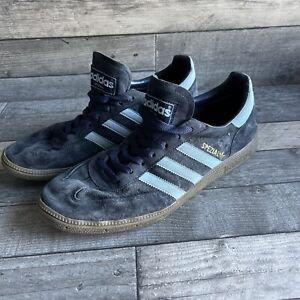 adidas spezial Dark Blue Trainers - Size 11 UK