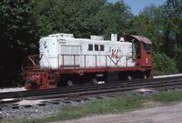 K&L Railroad Locomotive 1 Original Photo Slide