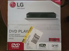 LG DP132 DVD Player never used