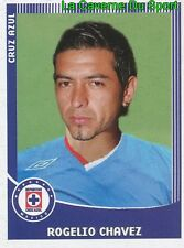 081 ROGELIO CHAVEZ MEXICO CRUZ AZUL PRIMERA DIVISION APERTURA 2010 PANINI