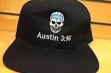 New Vintage WWF wwe Stone Cold Steve Austin SnapBack Hat Cap Snap Back Wresr