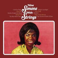 NINA SIMONE - NINA SIMONE WITH STRINGS   VINYL LP NEU