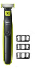 Philips Norelco OneBlade Hybrid Electric Trimmer and Shaver - QP2520/70