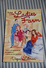 The Ladies Farm by Viqui Litman (2002, Paperback) -- Romance