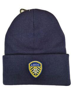Leeds Bronx Hat - Navy for Leeds United Fans
