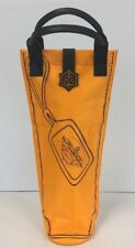 Veuve Cliquot Insulated Bottle Bag Champagne Gift Tote Thermal orange