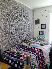 Indian Tapestry Wall Hanging Mandala Throw Hippie Bedspread Gypsy Beach Blanket