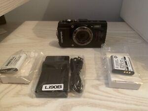 Olympus TG-3 Stylus Tough 16MP Waterproof camera Black - Make an offer