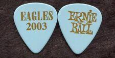 EAGLES 2003 Reunion Tour Guitar Pick!!! custom concert stage Pick #6