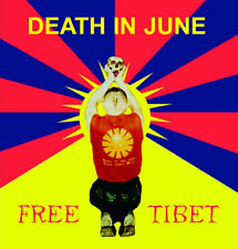 Death in June Free Tibet CD (current 93)