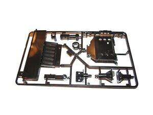 Tamiya 58633 BLACKFOOT Parts Tree E Rear Bumper, Body Mounts, Parts