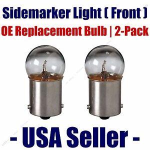 Sidemarker (Front) Light Bulb 2pk - Fits Listed Renault Vehicles - 89