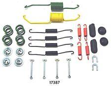 Drum Brake Hardware Kit Rear Better Brake 17387